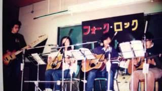 1977年大学祭にて 五番街オンステージ.