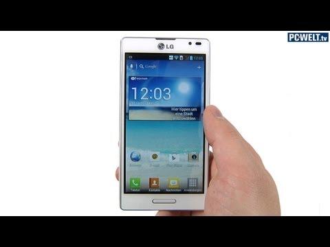 LG Optimus L9 im Test-Video