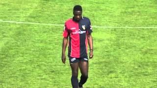 Gubbio-Ghivizzano B. 3-0 Serie D Girone E