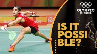 A Badminton Shot faster than 500 km/h? (ft. Carolina Marin) | Is It Possible?