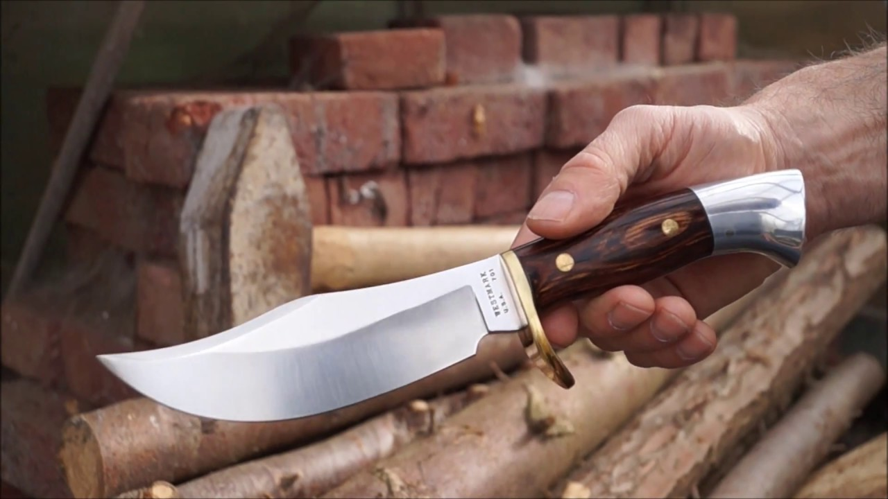 How to identify a Vietnam Western Bowie Fighting Knife