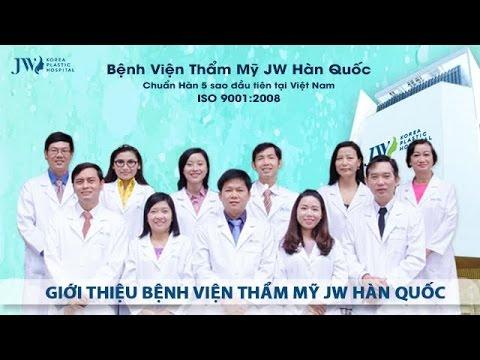 Bệnh viện thẩm mỹ JW chuẩn Hàn 5 sao tại Việt Nam