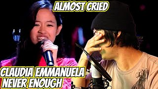 The Greatest Showman Cast - Never Enough Claudia Emmanuela Santoso Voice of Germany 2019 | Reaction