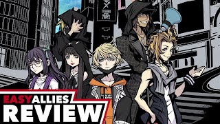NEO: The World Ends with You - Easy Allies Review (Video Game Video Review)
