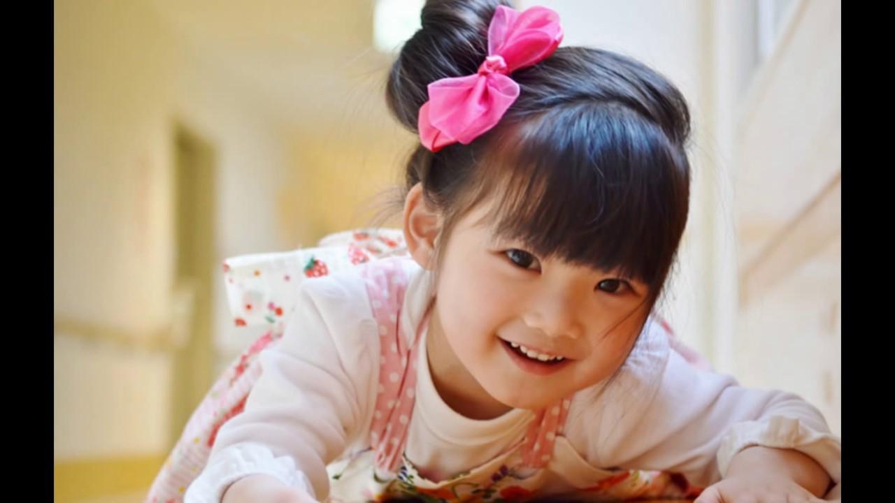 日本の女子小学生
