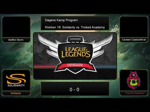 League Championship Denmark - Solidarity vs Tricked Academy
