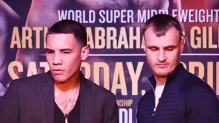 Pacquiao-Bradley III undercard fighters talk about their fights