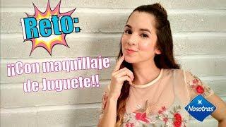 Video Reto: Maquillaje de juguete Nanny by Nosotras download MP3, 3GP, MP4, WEBM, AVI, FLV November 2017