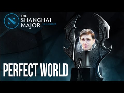 "Fwoshy's ""Perfect"" World Parody of Shanghai Major ft 2GD"