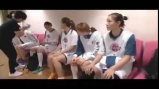 부천 KEB하나은행 홈경기장 선수대기실 구경하기^^