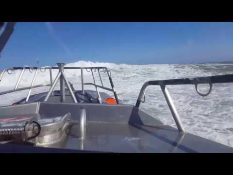 Coast Guard Station Chatham surf training