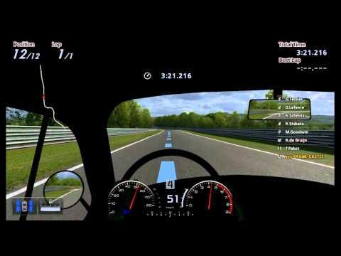 Gran Turismo 5: Fiat, stock, at Nurburgring