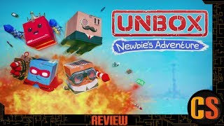 UNBOX: NEWBIE