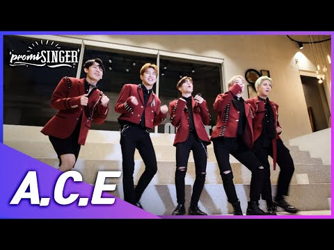 promiSINGER ACE에이스 Alright Are you ready to join the ACE fandom?