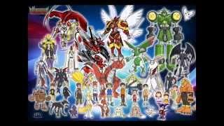 Digimon Tamers Song - SLASH!! Instrumental/Karaoke
