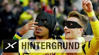 Marco Reus und Pierre-Emerick Aubameyang: Batman und Robin sind zurück   Borussia Dortmund