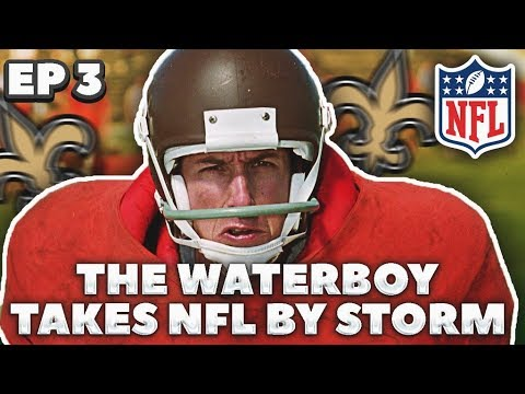 THE WATERBOY TAKES THE NFL BY STORM! BOBBY BOUCHER'S NFL JOURNEY EP.3