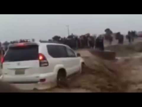 سيل مرگبار در سيستان و بلوچستان