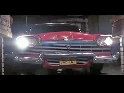 '58 Plymouth in Christine: video 2