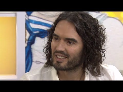 Russell Brand Interview: New Children's Book | TODAY