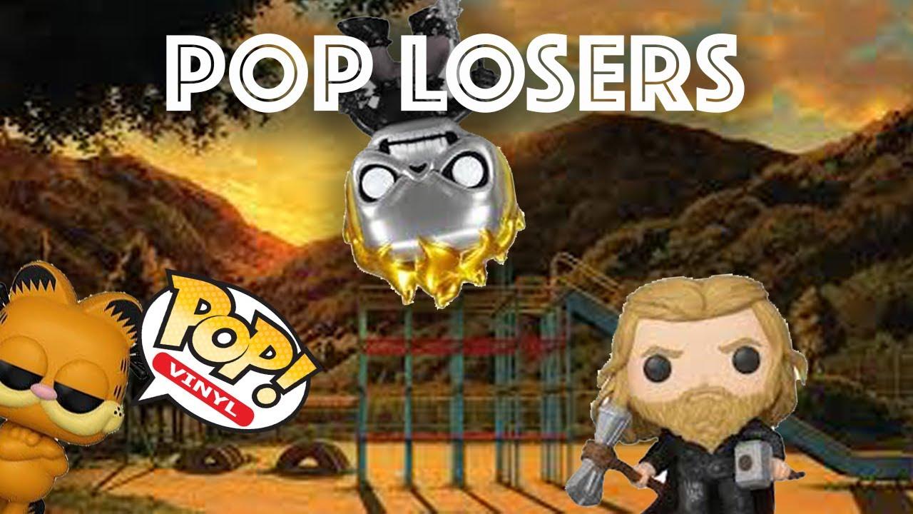 Funko Pop Losers July 9, 2020 | New Funko Pop Losers for July