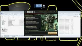 How To: Tweak Hawken Config Settings (Remove Film Grain/Fog/Bloom and Widen FOV)