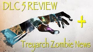 """BLACK OPS 3 """"ZOMBIES CHRONICLES"""" DLC 5 Review! REMASTERED GAMEPLAY, TREYARCH NEWS & MORE!"""