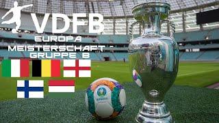 Gruppe b // vdfb - europameisterschaft ...