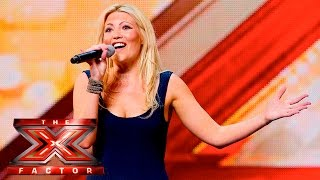 Will the Judges love farmer Hannah Marie Kilminster | Auditions Week 2 | The X Factor UK 2015