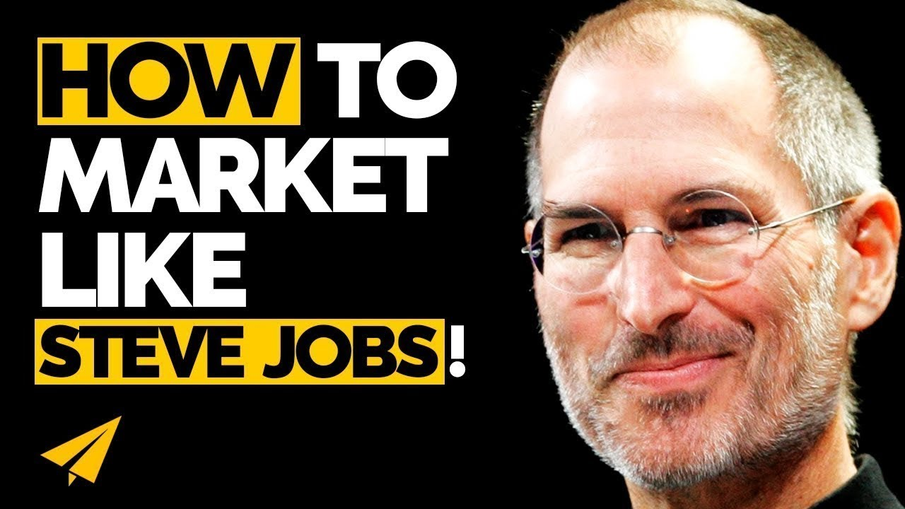 steve jobs 39 amazing marketing strategy must watch viyoutube. Black Bedroom Furniture Sets. Home Design Ideas