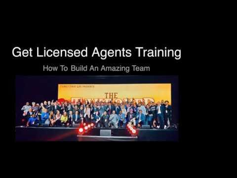 Get Licensed High Level Training - June 2020