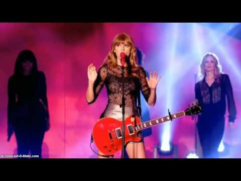 Taylor Swift - Red - First Live Performance - Radio 1 Teen Awards