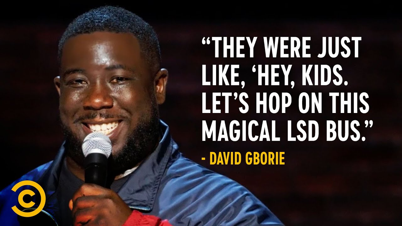 """""""The Magic School Bus"""" Confused the S**t Out of David Gborie"""