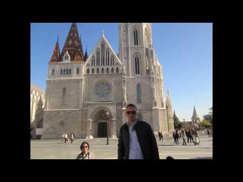 Matthias Church Budapest  EDC Gunner takes you to Budapest