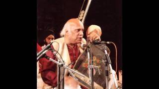 Pandit Mani Prasad - Raga Alhaiya Bilawal