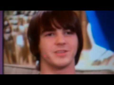 Drake Bell and Sean Faris Yours Mine and Ours Interview 3
