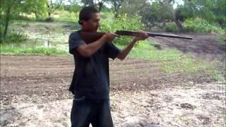 Lil Jose R - Winchester Model 37 Single Barrel Shotgun