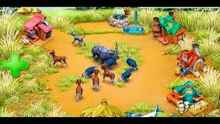 Игра Весёлая ферма 3: Американский пирог про животных (Видео обзор)