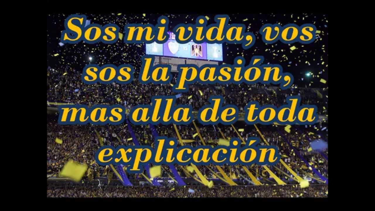 Boca Juniors - Bostero soy - la 12 (letra) Chords - Chordify