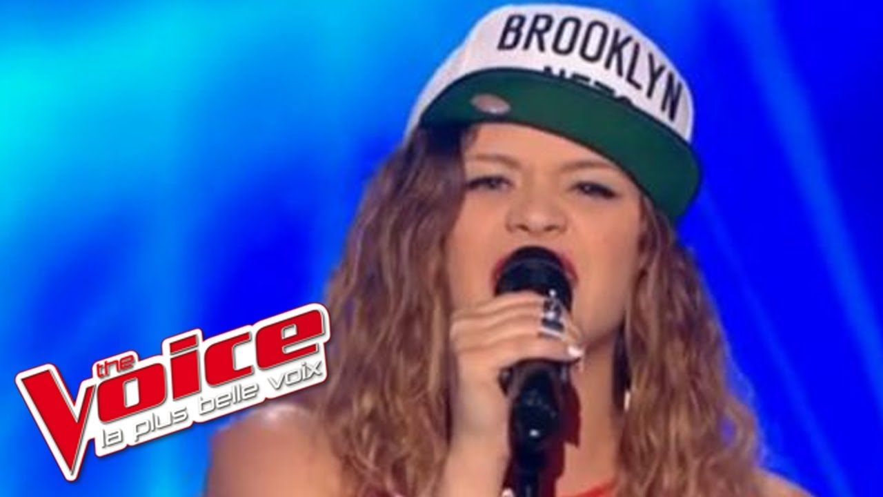The Voice 2015│Carole Anne - Chandelier (Sia)│Blind audition ...