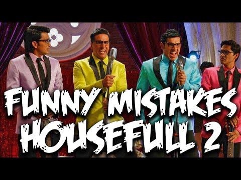 Everything Wrong With Housefull 2 Movie | Akshay Kumar | Bollywood Mistakes | Episode #7 thumbnail