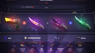 I UNBOXED THIS RARE SKIN to WIN the CASE BATTLE! (DatDrop)