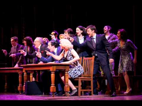 Legally Blonde Cast Recording 37