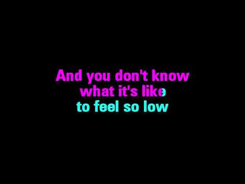 A Little Bit Longer Karaoke Jonas Brothers -- You Sing The Hits