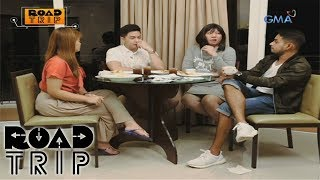 Road Trip: Heart-to-heart talk with Alden, Sam, Bea, and Tetay