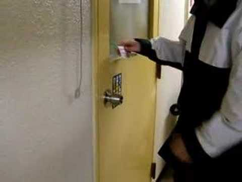 Diy Door Lock System Youtube