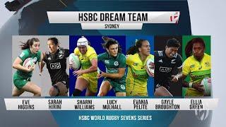 Dream Team: Seven women's stars from the HSBC Sydney Sevens