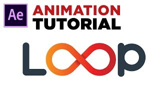 Infinity Logo Animation - After Effects Tutorial