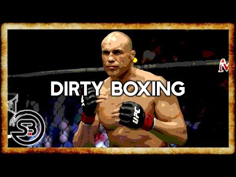 Dirty Boxing of Randy Couture - MMA Analysis & Breakdown