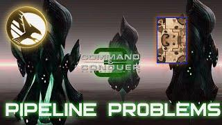 C&C 3 Tiberium Wars - Обучение (Часть 5) Скринны: Трубопровод - Обзор